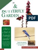 Bird and Butterfly Gardens - Taylor Creek Restoration Nurseries