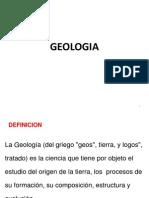 1º Sem. LA GEOLOGIA -RAMAS DE LA GEOLOGIA, etc.