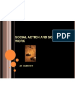 Social Action and Social Work