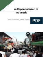 0 Kebijakan Kependudukan Di Indonesia