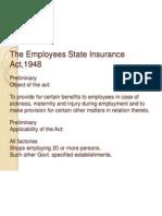 Employee State Insurance Act (1)