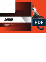 Manual Usuario Keeway KEE 110 CC
