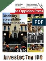 The Oppidan Press Edition 8 2012 (Top 100)