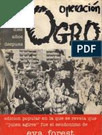 Operacion Ogro - Eva Forest. Punto y Hora 1983