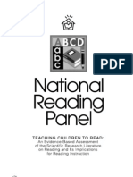 Teaching Children to Read - Committee Report