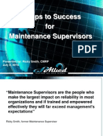 4stepstosuccessformaintenancesupervisors-12800174832736-phpapp01[1]