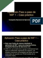 Aplicacion C3 B3n Paso a Paso de IFRS 1