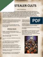 Genestealer Cults v1-3