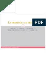 UD 2 La Empresa y Su Entorno.