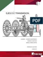 Trabajo de Investigacion Sobre Ejes de Transmision..Docx1