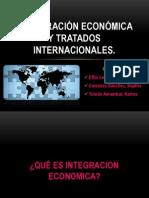 Cooperación económica y tratados internacionales