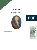 Stefan Zweig - Fouché