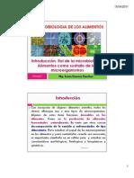 01- Introduccion -Rol de La Microbiologia de Los Alimentos 01-04-11 [Modo de Compatibilidad]