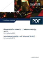 Edexcel MT Specification