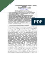 Informe Uruguay 32-2012