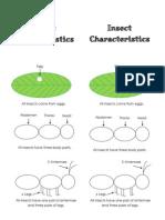 Insect Characteristics
