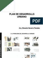 Plan Desarrollo Urbano