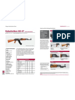 Kalashnikov-AK-47 Weapon Identification Sheet
