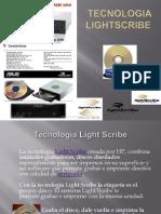 Tecnologia LightScribe