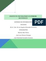 SISTEMA DE INFORMACION II 2.7. DISEÑO DE CONTROLES