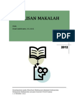 1-3 Okt-12_PENULISAN MAKALAH