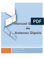 Manual General de Antenas Dipolo