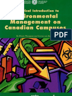 A Practical Introduction to Environment Management on Canadian Campuses