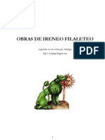 Obras completa de Ireneo Filaleteo