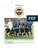 Fenerbahçe S