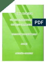 Guia Practica Contralorías Ciudadanas, AFOSCI, Septiembre de 2007