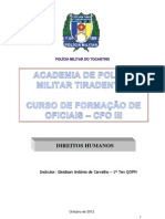 Apostila Direitos Humanos Polícia Militar do Tocantins