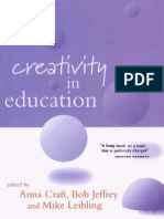 0826448631 Creativity in Education