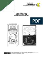 Apostila-Multimetro