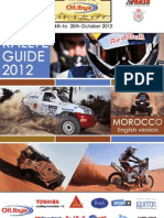 OiLibya Rally of Morocco 2012