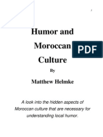 HELMKE Humor and Moroccan Culture