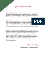 Software Libre & Comercia