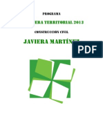 Programa CT Javiera Martínez NAU
