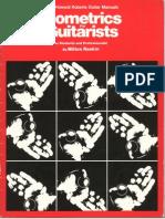 Isometrics For Guitarrists - Milton Raskin