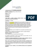 Trabajo práctico n1 lengua española