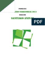 Programa CT Santiago Aninat