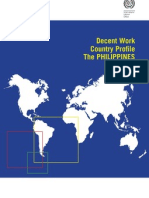 Decent Work Country Profile PHILIPPINES