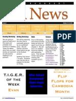 October 15 News