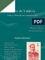Pedro de Valdivia Weed
