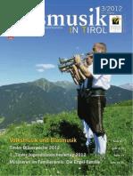 Blasmusik in Tirol 03/2012