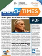 Dutch Times 20121015