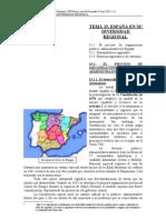Tema 15. España en su diversidad regional (alumnado)