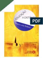 Educacao a Distancia - Maria Luiza Belloni