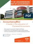 Accountancy@UJ - Chartered Accountants