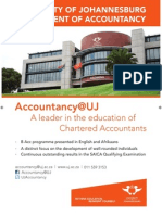 Accountancy@UJ - Chartered Accountants