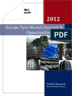 Europe Tyre Market Forecast Opportunities 2017